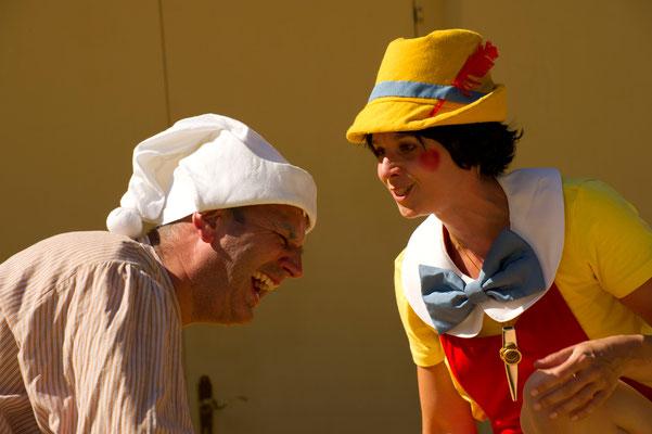 Pinocchio · Festspiele Wangen · © Morlok