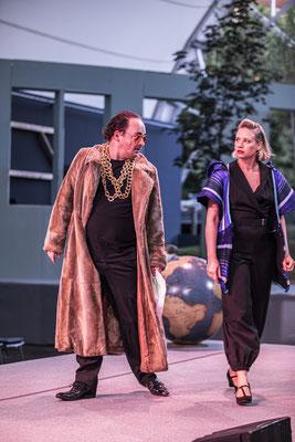 Das Salzburger große Welttheater · Sommerspiele Melk Xperiment · © Nimo Zimmerhackl