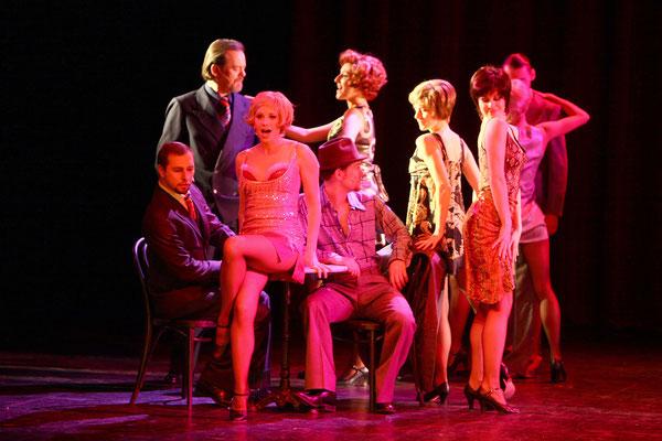 Sweet Charity · Stadttheater Baden · © Rolf Bock