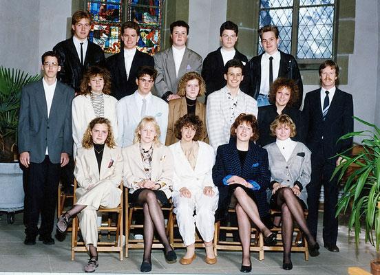 Konfirmation 1989