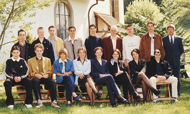 Konfirmation 1998