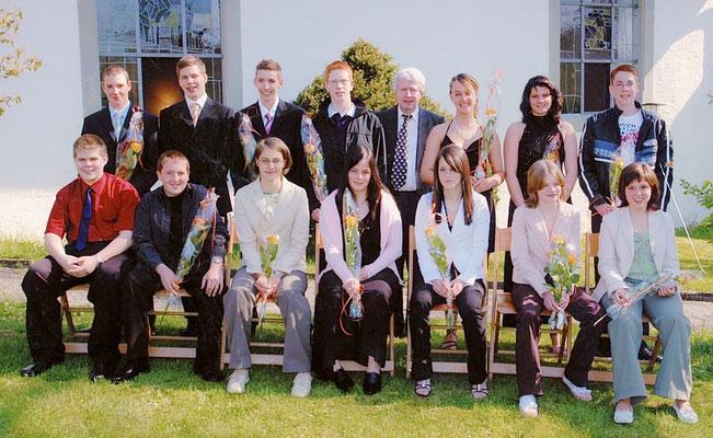 Konfirmation 2005