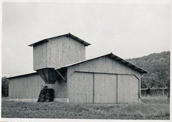 Droschhütte Laupenstrasse