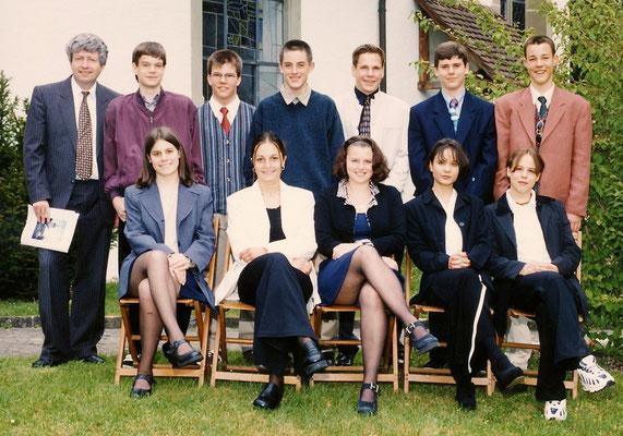 Konfirmation 1997