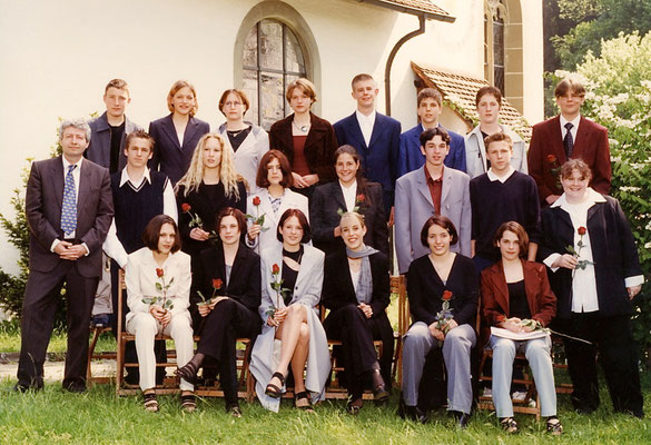 Konfirmation 1999