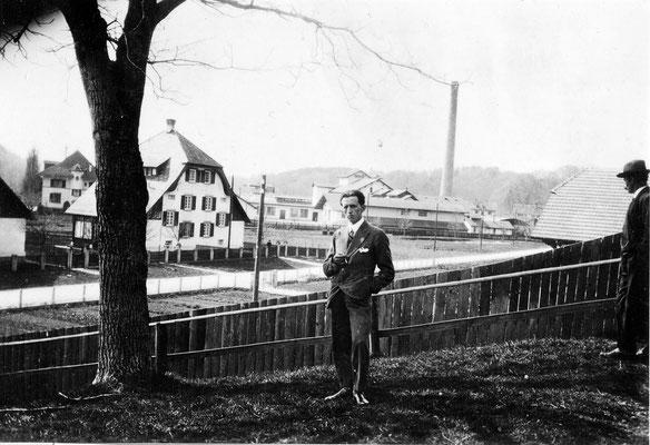 Gartenstrasse 1924??