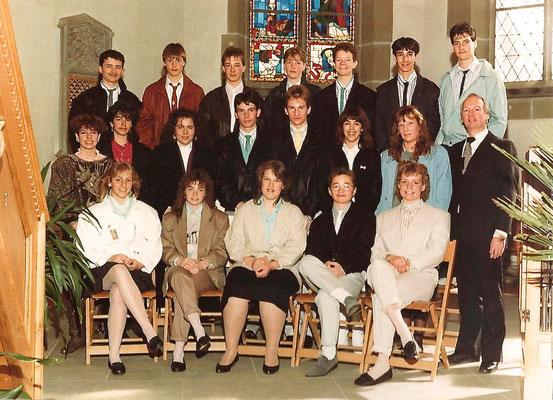 Konfirmation 1988