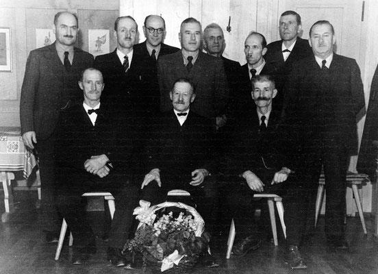 Gemeinderat Neuenegg 1940