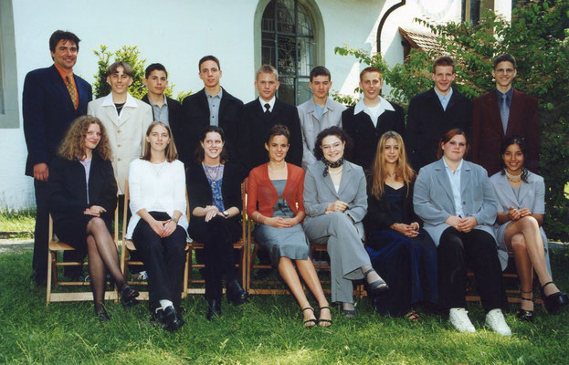 Konfirmation 2000