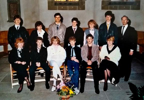 Konfirmation 1985