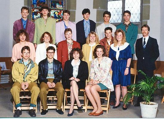 Konfirmation - 1991
