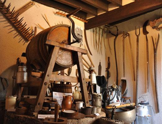Les outils de la ferme