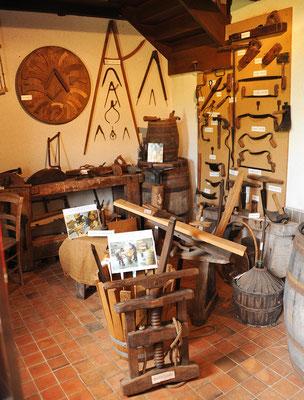 Les métiers du bois