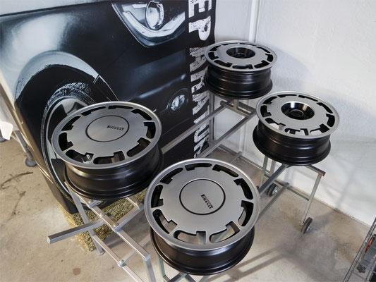 Pirelli Radsatz