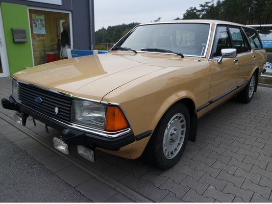Ford Granada vorne links
