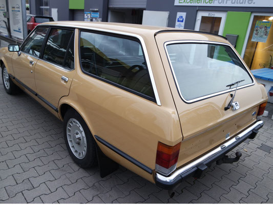 Ford Granada hinten links