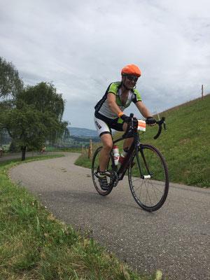 Adrian nach Support-Posten Staub (Foto Dani Staub)