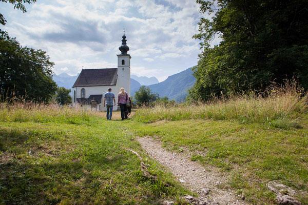 Unser Sonntagsausflug auf den Nikolausberg bei Golling