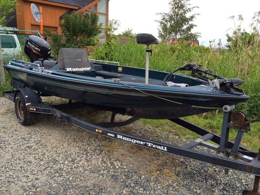 マリーナフレンズレンタルボート レンジャー321V