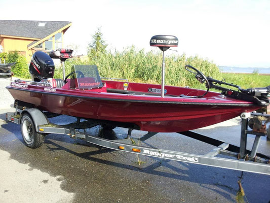 マリーナフレンズレンタルボートレンジャー321V
