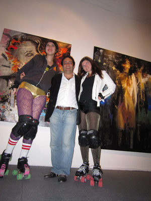 Area 23 Gallery :: Wynwood Art District :: Rafael Espitia