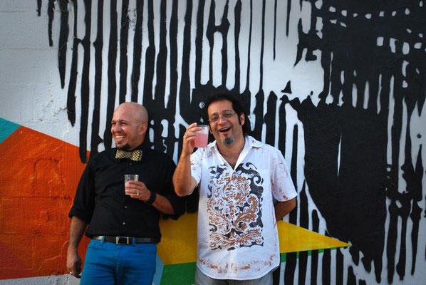 Wynwood Art District :: Artistas: Dario Posada & Rafael Espitia
