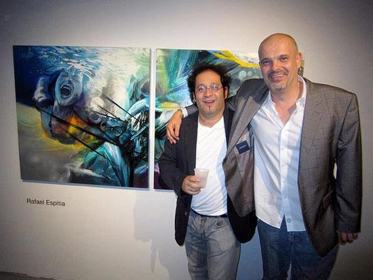 Wynwood Art District :: Artistas: Jean Marc Calvet & Rafael Espitia