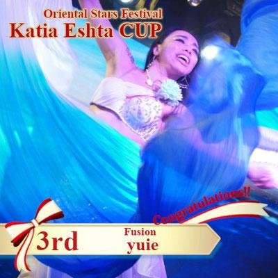 【Katia Eshta Cup】Fusion 3rd:yuie