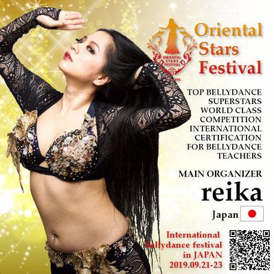 【Oriental Stars Festival】Reika Scheherazade