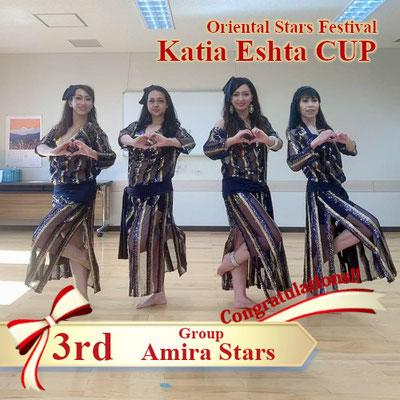 【Katia Eshta Cup】Group 3rd:Amira Stars