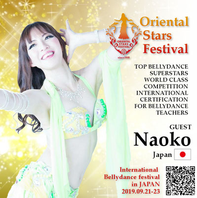 【Oriental Stars Festival】Naoko studio vita