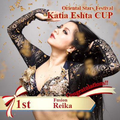 【Katia Eshta Cup】Fusion 1st:Reika
