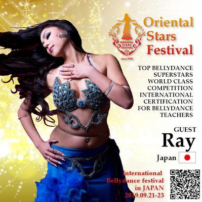 【Oriental Stars Festival】Ray Al jamaal