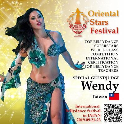 【Oriental Stars Festival】Wendy