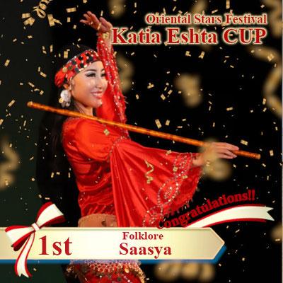 【Katia Eshta Cup】Folklore 1st:Saasya