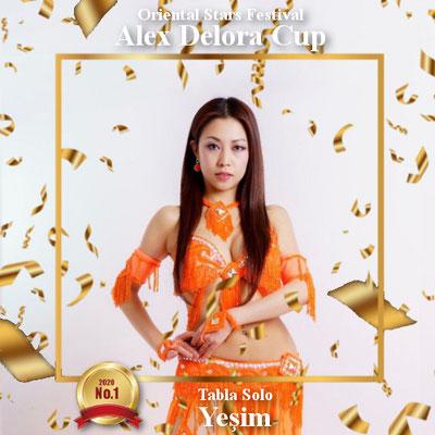 【Oriental Stars Festival】drum solo 1