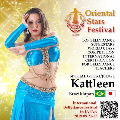 【Oriental Stars Festival】Kattleen