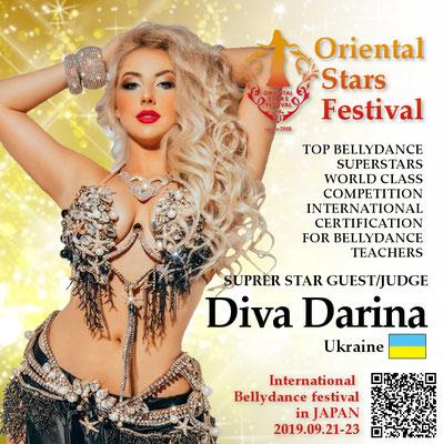 【Oriental Stars Festival】Diva Darina