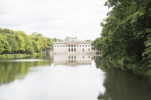 Łazienki-Palast /Warschau