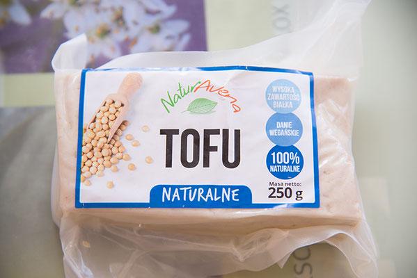Tofu von Tesco...angeblich aus Polen.