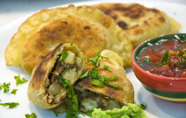 Empanadas Bogotanas