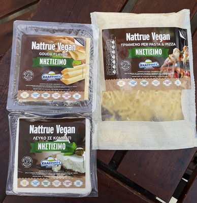 Nattrue Vegan, vegan cheese