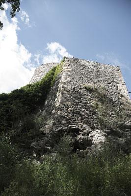 Burg Wlen , in der Nähe von Jelenia Góra