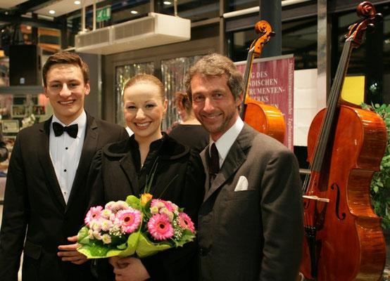 Violinmaker Ekkard Seidl