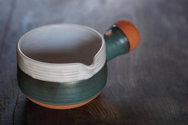 仲本律子 陶芸家 笠間焼き 土鍋 湯沸かし鍋