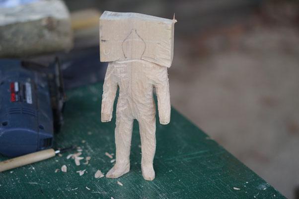 ウルトラマン 木工 陶芸家 ブログ 正月 手作り モノ作り 手作り 茨城県 笠間市