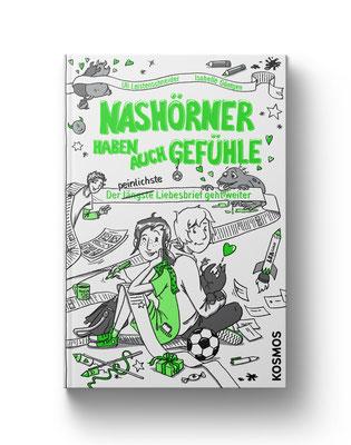 Band 1: Von der großartigen Autorin Uli Leistenschneider