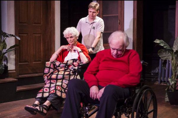 DYNAMITE & SASSY PANTS Nylon Fusion Theatre Company New York, NY