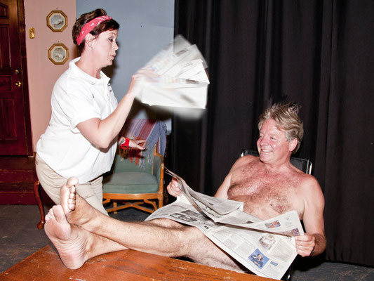 Production of The Naked Man