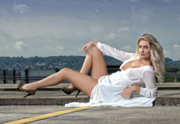 Model: Martina Valentina Rossati Bella